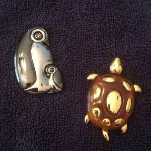 LC Animal Pins